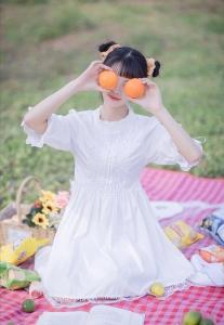 【花粉女生】去野餐吧!,爱摄影-荣耀俱乐部