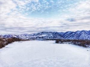 落雪成诗!辽宁丹东太平湾,落雪是景,除雪是情,来打卡!,爱摄影-荣耀俱乐部