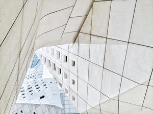 摄影 | 网红经典打卡圣地,不一样视角下的南京保利大剧院!,爱摄影-荣耀俱乐部